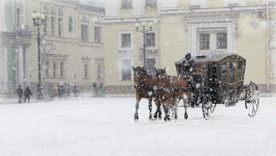 Як полюбити зиму?