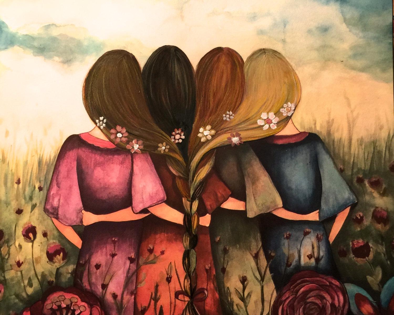 Четверо друзів, котрі мають бути в кожного