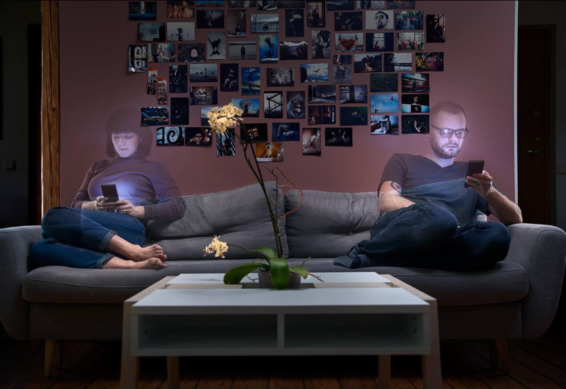 Бути відсутнім: online - offlife