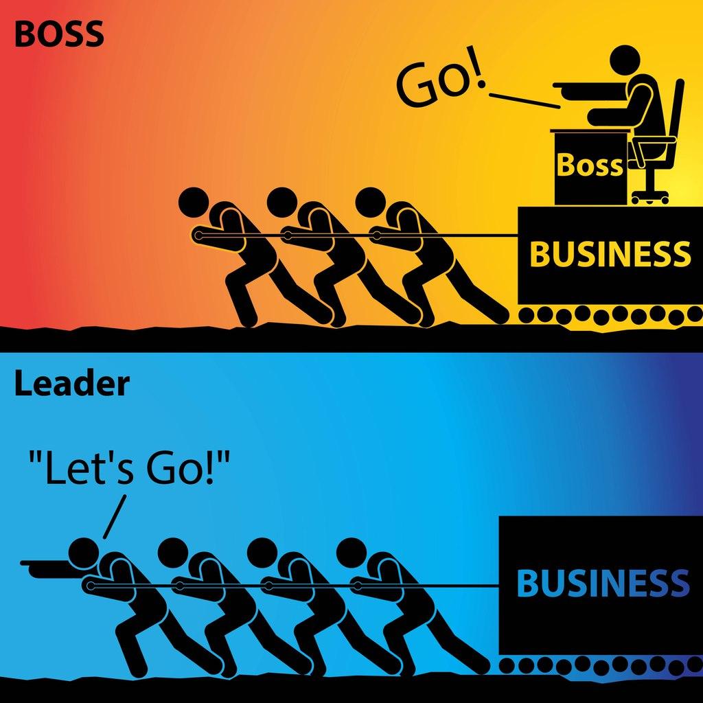 Справжнє лідерство: 5 корисних порад
