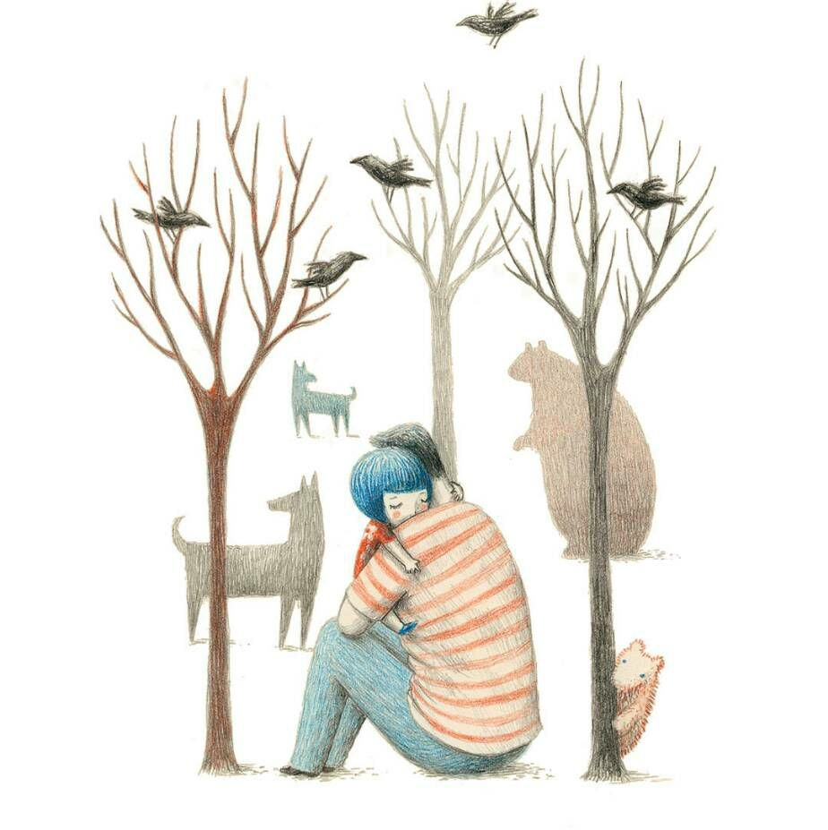 Страх смерті: 8 порад як заспокоїти дитину